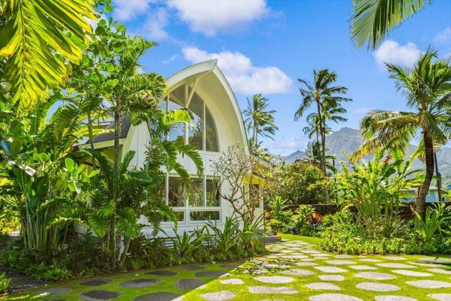 5281 Weke Rd, Hanalei, HI 96714 (MLS #611945) :: Kauai Exclusive Realty