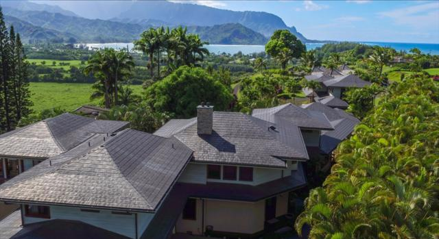 4951 Hanalei Plantation Rd, Hanalei, HI 96714 (MLS #612012) :: Elite Pacific Properties