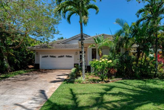 3994 Aloalii Dr, Princeville, HI 96722 (MLS #612216) :: Song Real Estate Team/Keller Williams Realty Kauai
