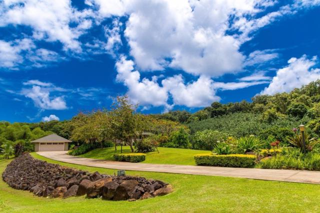 6540 Koolau Road, Anahola, HI 96703 (MLS #612226) :: Kauai Exclusive Realty
