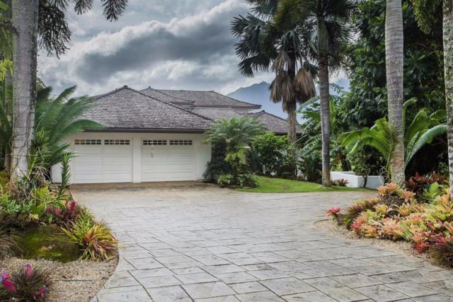 4225 Kekuanaoa Ln, Princeville, HI 96722 (MLS #612334) :: Elite Pacific Properties