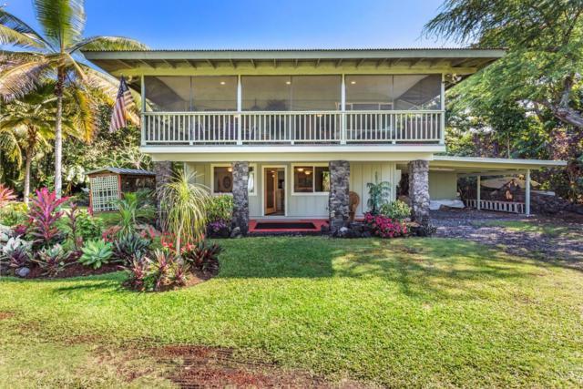 83-6016 Kahauloa Rd, Captain Cook, HI 96704 (MLS #612387) :: Aloha Kona Realty, Inc.