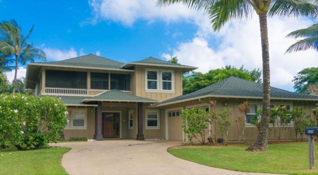 4216 Kinau Pl, Princeville, HI 96722 (MLS #612403) :: Kauai Exclusive Realty