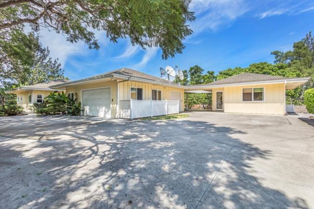 71-1395 Puu Kamanu Ln, Kailua-Kona, HI 96740 (MLS #612442) :: Elite Pacific Properties