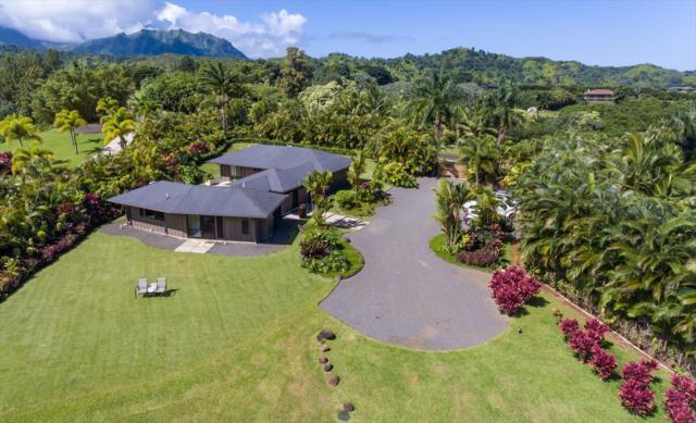 2698 Halaulani Rd, Kilauea, HI 96754 (MLS #612490) :: Kauai Exclusive Realty