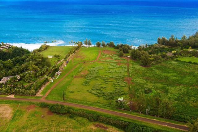 Kauapea Rd., Kilauea, HI 96754 (MLS #612504) :: Kauai Exclusive Realty