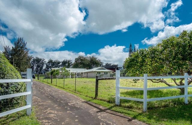 64-809 Uikeoni St, Kamuela, HI 96743 (MLS #612557) :: Aloha Kona Realty, Inc.