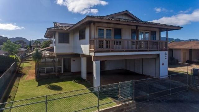 2948 Ohiohi St, Lihue, HI 96766 (MLS #612625) :: Kauai Exclusive Realty