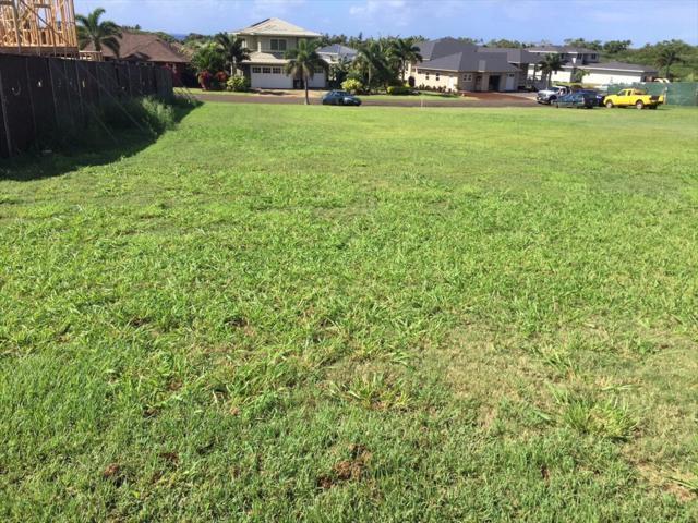 Pau A Laka St, Koloa, HI 96756 (MLS #612634) :: Kauai Exclusive Realty