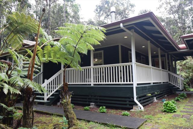 19-4242 Liko Lehua Rd, Volcano, HI 96785 (MLS #612650) :: Aloha Kona Realty, Inc.