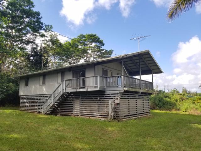 15-1702 13TH AVE, Keaau, HI 96749 (MLS #612747) :: Elite Pacific Properties