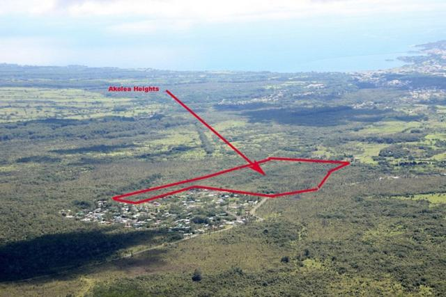Saddle Road, Hilo, HI 96720 (MLS #612789) :: Elite Pacific Properties