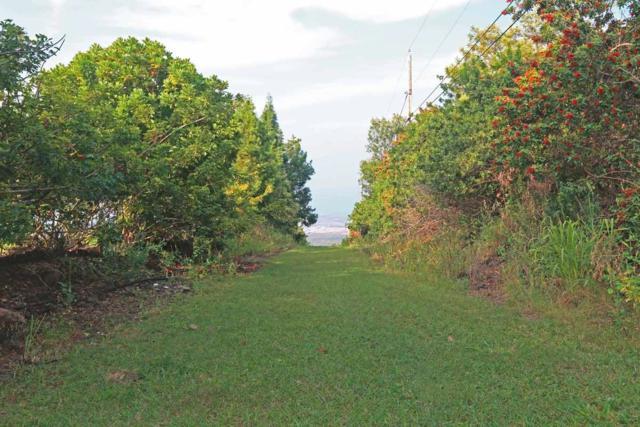 Address Not Published, Kailua-Kona, HI 96740 (MLS #612860) :: Aloha Kona Realty, Inc.