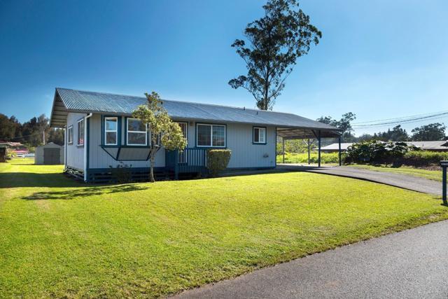 64-5274 Noekolo St, Kamuela, HI 96743 (MLS #612877) :: Elite Pacific Properties