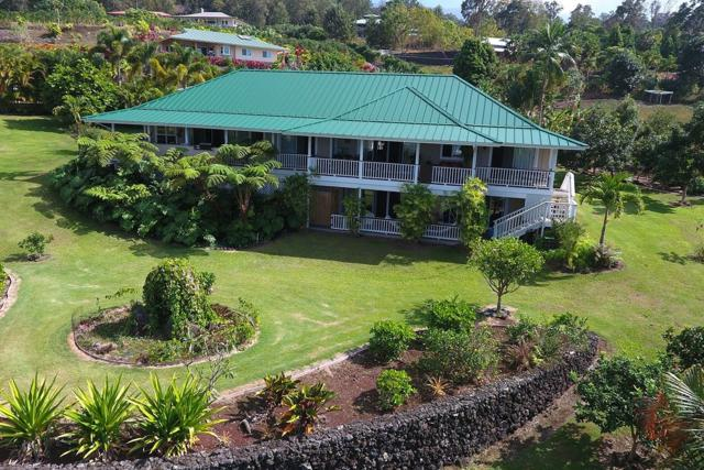 73-4617 Kukuki St, Kailua-Kona, HI 96740 (MLS #612963) :: Elite Pacific Properties