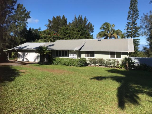 55-780-A Hawi Rd, Hawi, HI 96719 (MLS #613225) :: Elite Pacific Properties