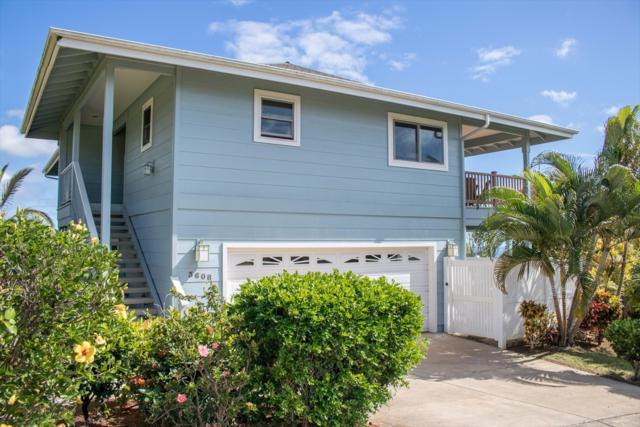 3608 Kua Aina St, Kalaheo, HI 96741 (MLS #613316) :: Kauai Exclusive Realty