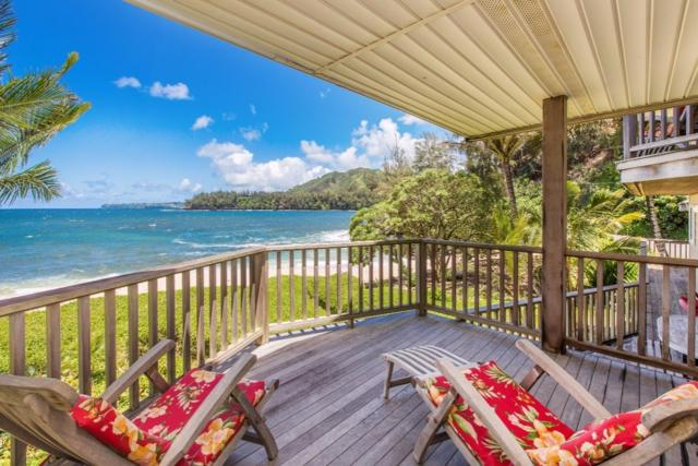 5-6898 Kuhio Hwy, Hanalei, HI 96714 (MLS #613439) :: Elite Pacific Properties