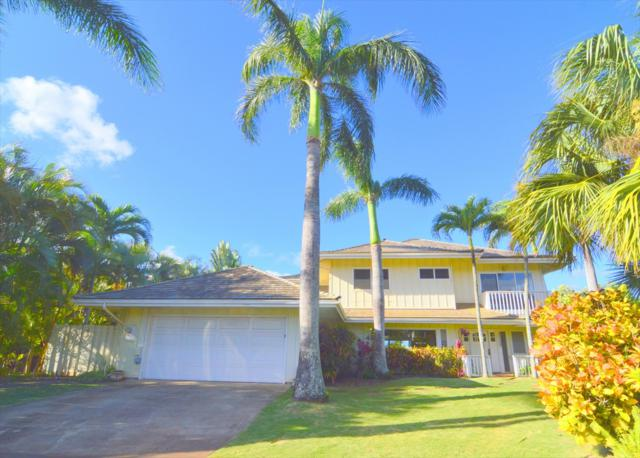 5310 Punahoa Pl, Koloa, HI 96756 (MLS #613494) :: Elite Pacific Properties
