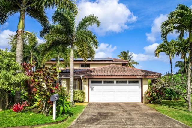 3836 Kaweonui Rd, Princeville, HI 96722 (MLS #613767) :: Elite Pacific Properties