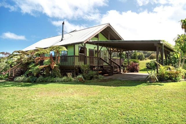 45-3463 Kahana Dr, Honokaa, HI 96727 (MLS #613838) :: Elite Pacific Properties