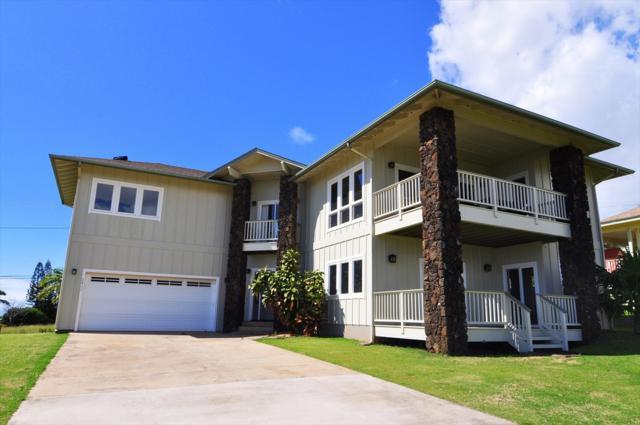 3611 Kua Aina Street, Kalaheo, HI 96741 (MLS #613964) :: Kauai Exclusive Realty