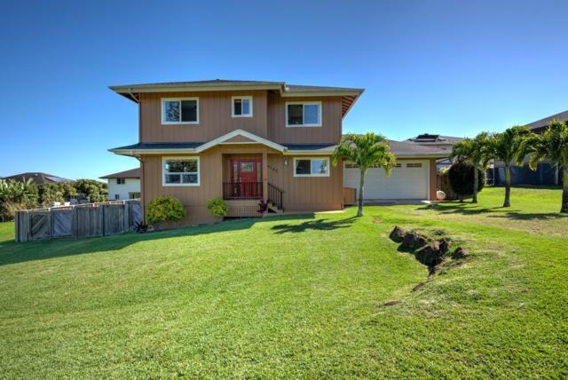4152 Pai St, Kalaheo, HI 96741 (MLS #614038) :: Elite Pacific Properties