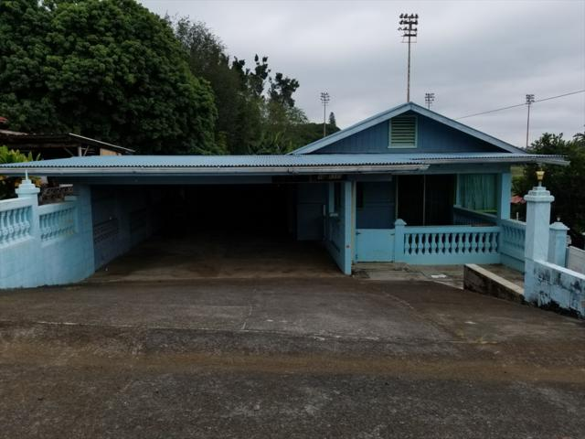 96-1330 Huapala St, Pahala, HI 96777 (MLS #614180) :: Aloha Kona Realty, Inc.