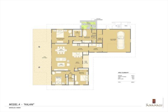 69-9242 Ainamalu St., Waikoloa, HI 96738 (MLS #614247) :: Elite Pacific Properties