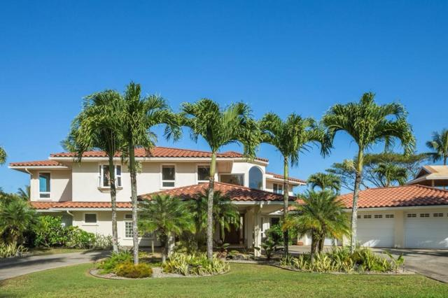 5107 Napookala Cir, Princeville, HI 96722 (MLS #614356) :: Elite Pacific Properties