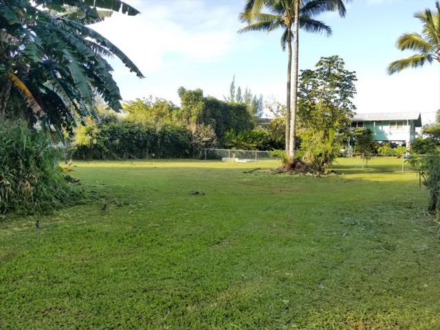 5-6585 Kuhio Hwy, Hanalei, HI 96714 (MLS #614421) :: Elite Pacific Properties