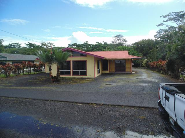 16-549 Ohe St, Keaau, HI 96749 (MLS #614507) :: Elite Pacific Properties