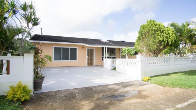 6632 Kuhoho St, Kapaa, HI 96746 (MLS #614533) :: Elite Pacific Properties