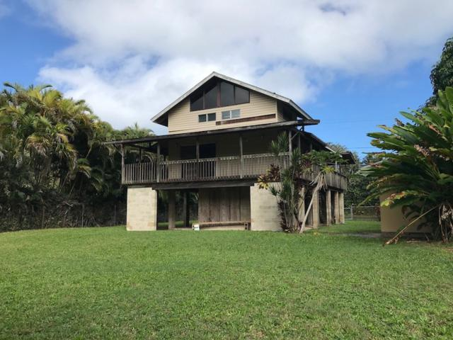 5-7413 Kuhio Hwy, Hanalei, HI 96714 (MLS #614559) :: Elite Pacific Properties