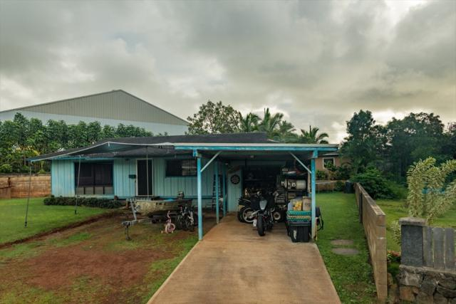 1670 Luawai Pl, Kapaa, HI 96746 (MLS #614584) :: Kauai Exclusive Realty