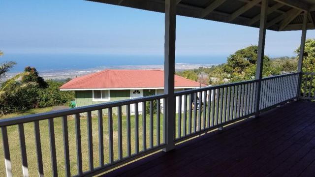74-1065 Pueo Rd, Holualoa, HI 96725 (MLS #614722) :: Elite Pacific Properties