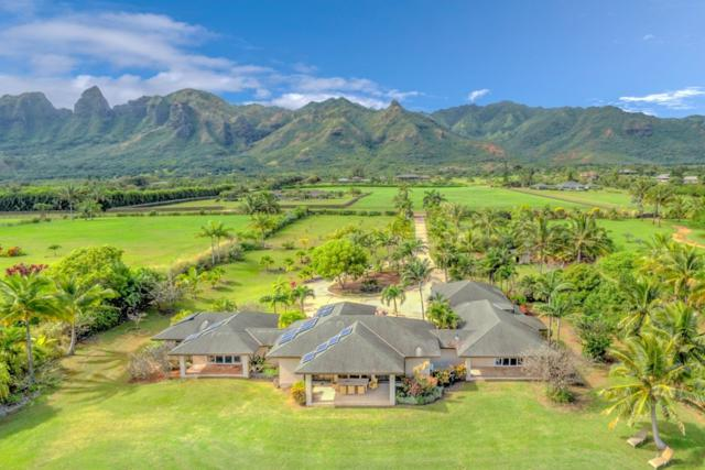 5376 Kalalea View Drive, Anahola, HI 96703 (MLS #614740) :: Kauai Exclusive Realty
