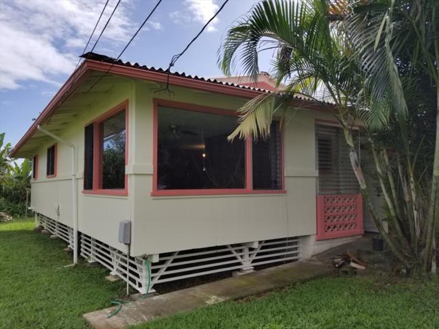 28-2854 Kahua St, Pepeekeo, HI 96783 (MLS #614769) :: Elite Pacific Properties