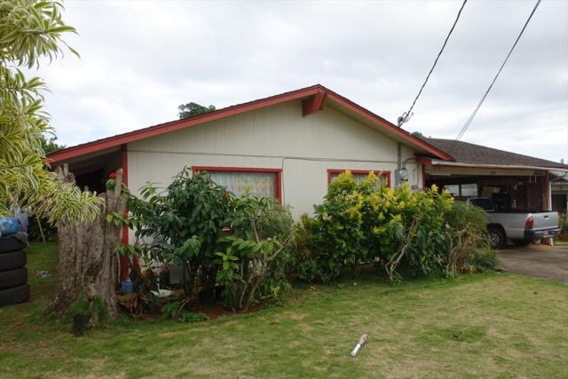 1927 Hulali Lp, Kapaa, HI 96746 (MLS #614793) :: Elite Pacific Properties