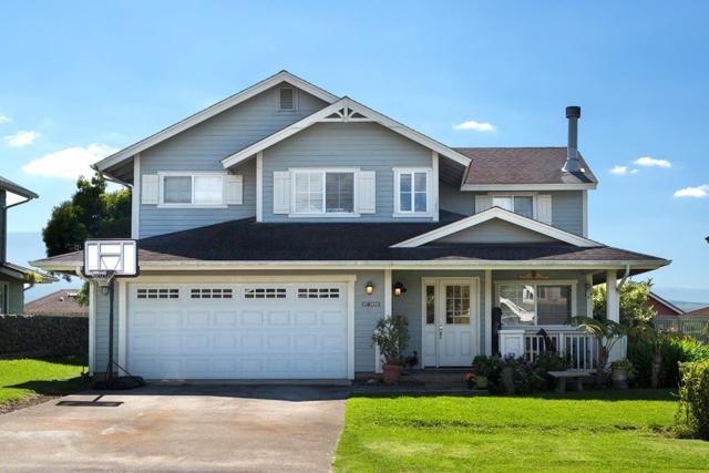 67-1255 Panalea St, Kamuela, HI 96743 (MLS #614808) :: Elite Pacific Properties