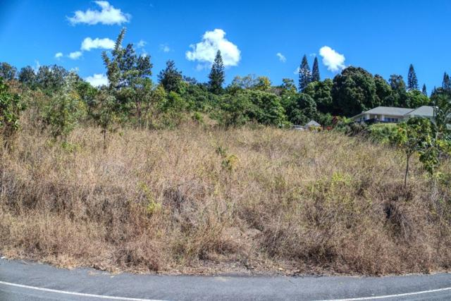Manu-Mele St, Kailua-Kona, HI 96740 (MLS #614874) :: Oceanfront Sotheby's International Realty