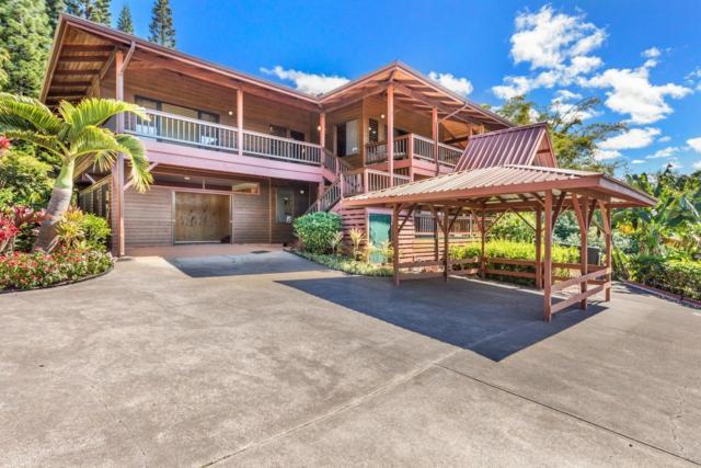 82-5911 Coffee Royal Pl, Captain Cook, HI 96704 (MLS #615018) :: Elite Pacific Properties