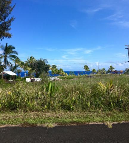 Kaehukai St, Pahoa, HI 96778 (MLS #615208) :: Elite Pacific Properties