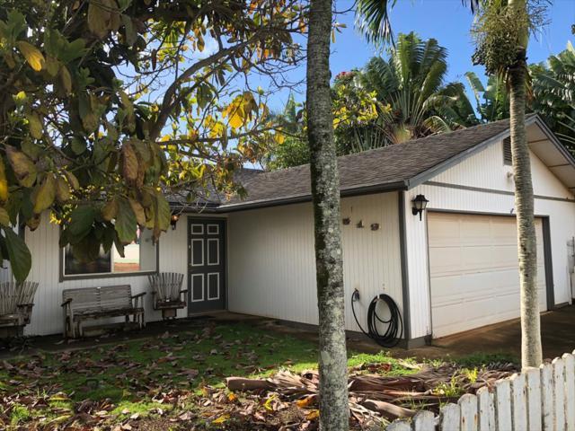 5519 Kula Mauu St, Kapaa, HI 96746 (MLS #615304) :: Kauai Exclusive Realty