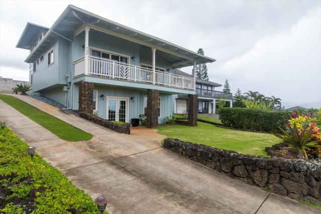 4299 Kai Ikena Dr, Kalaheo, HI 96741 (MLS #615340) :: Kauai Exclusive Realty