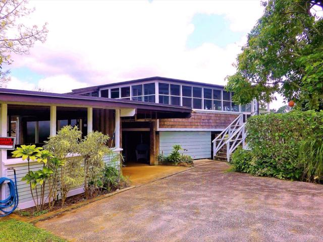 6781 Kawaihau Rd, Kapaa, HI 96746 (MLS #615381) :: Elite Pacific Properties