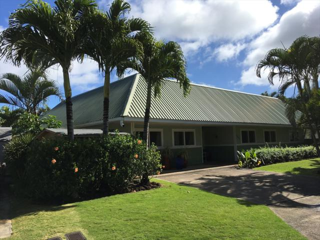 5892 Ahakea St, Kapaa, HI 96746 (MLS #615406) :: Kauai Exclusive Realty