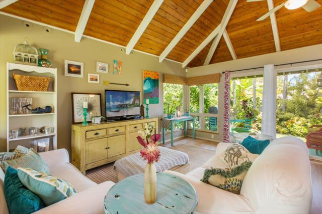 3788 Mapuana Pl, Princeville, HI 96722 (MLS #615482) :: Kauai Exclusive Realty