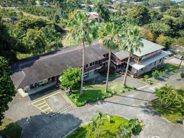 81-6587 Mamalahoa Hwy, Kealakekua, HI 96750 (MLS #615498) :: Aloha Kona Realty, Inc.