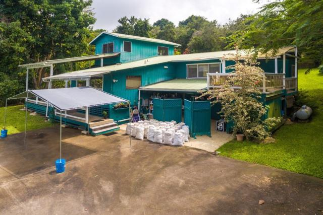 82-1087 Koa Rd, Captain Cook, HI 96704 (MLS #615528) :: Elite Pacific Properties